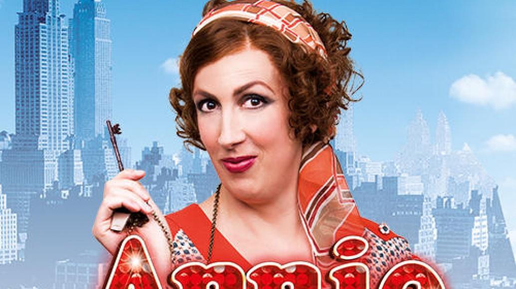 Annie, The Musical West End